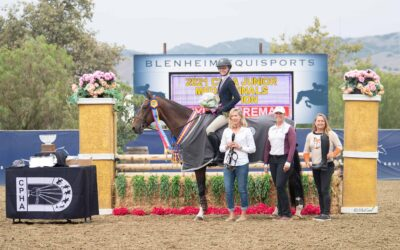 Skylar Wireman and Emily Williams Win CPHA Hunt Seat Medal Finals