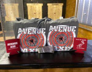 Avenue Axe Swag