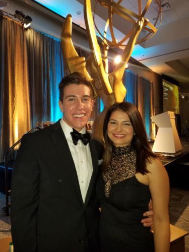 Emmy Win in Minneapolis
