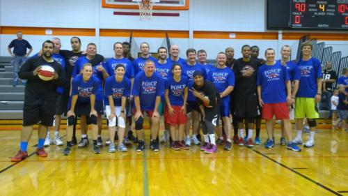 Celebrity Basketball Game for Charity