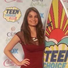 Reporting at the Teen Choice Awards