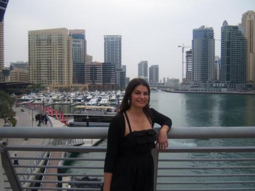 Touring Downtown Dubai