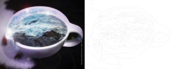 Cup Ocean