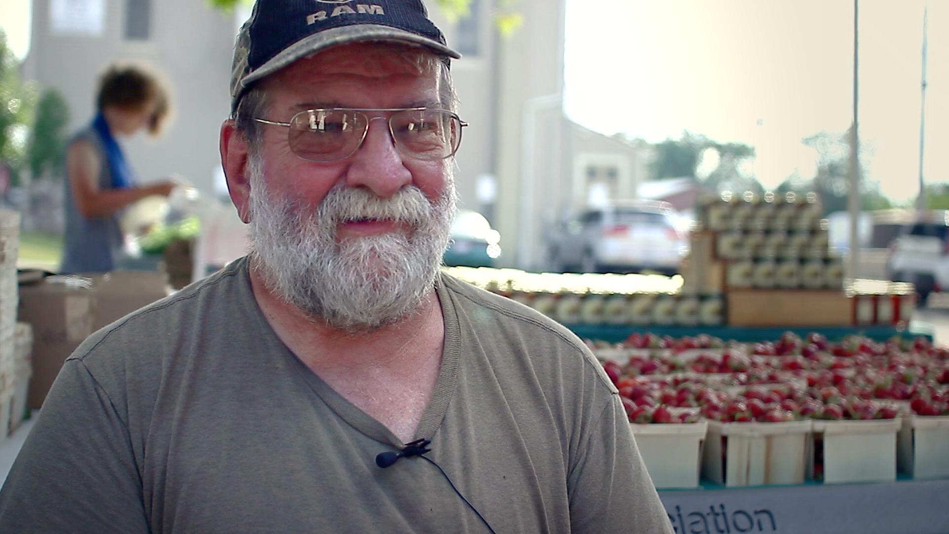 Charlie Jackson   Frog Hollar Farms