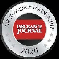 SecureRisk awarded Top 20 Agency Partnership for 2020
