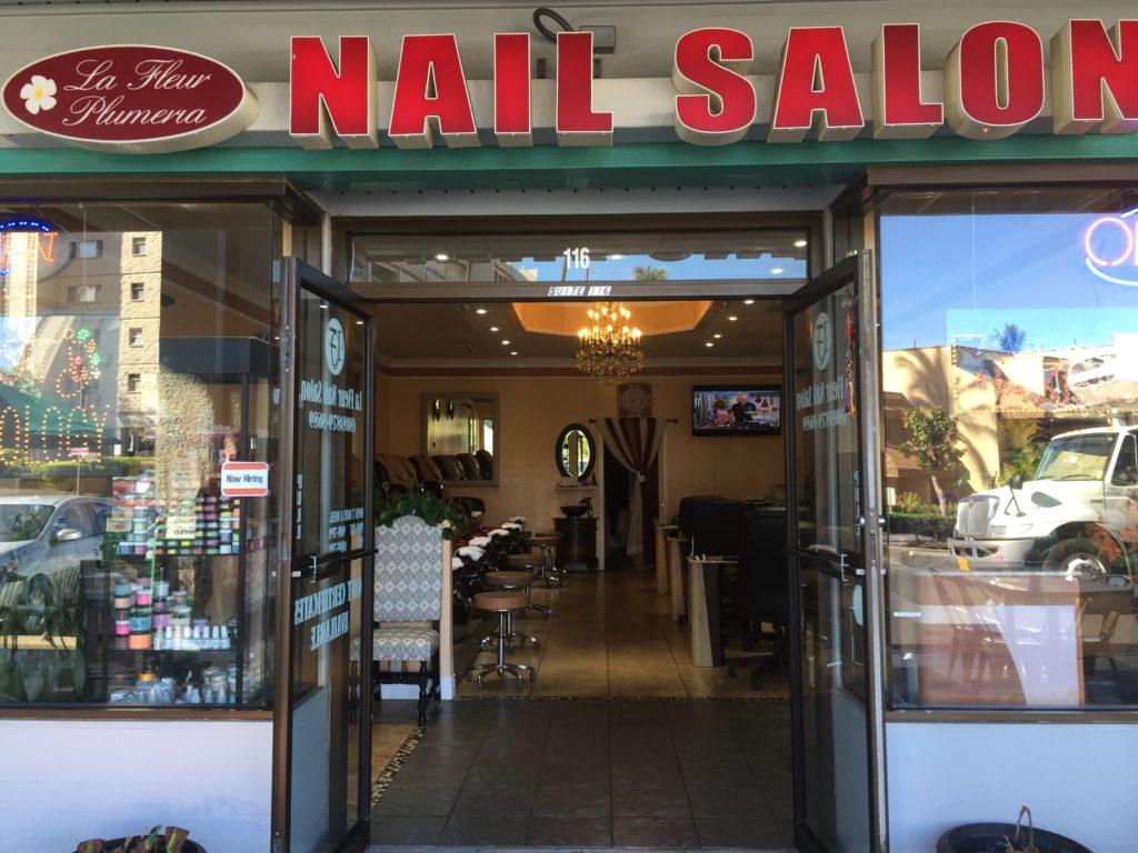 La Fleur Plumeria Nail Salon