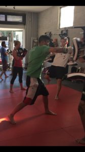 Echo Park Boxing In The Gym Training