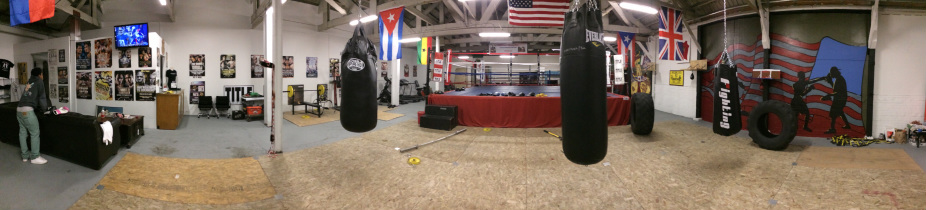 Lightnings Boxing Club in Oakland CA