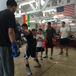 Lightnings Boxing Club - Youth Boxing Class