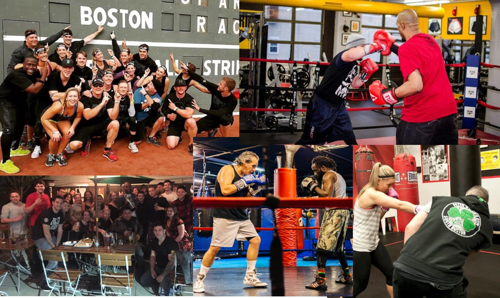 Best Reviewed Boxing Gyms In Boston