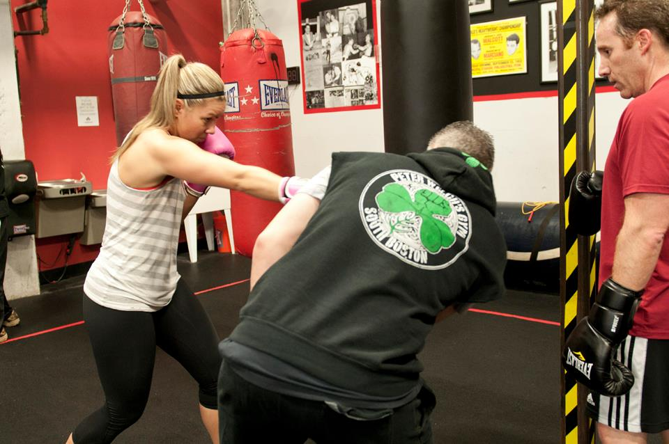 Peter Welch's Boxing Club Best of Boston
