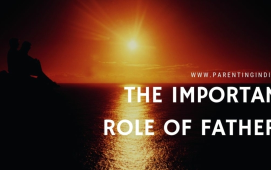 THE IMPORTANT ROLE OF FATHERS