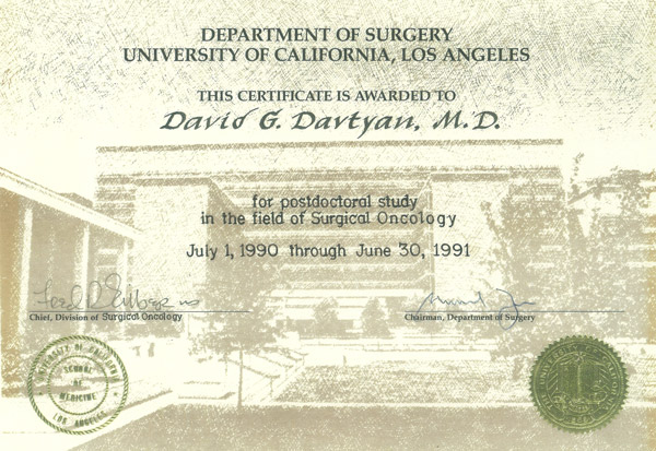 Department-Of-Surgery-UCLA