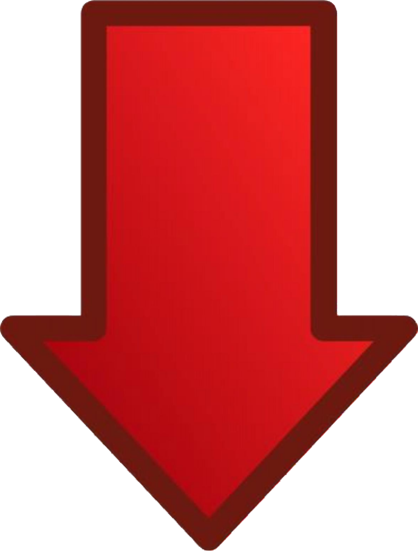red arrow image pointing downwards