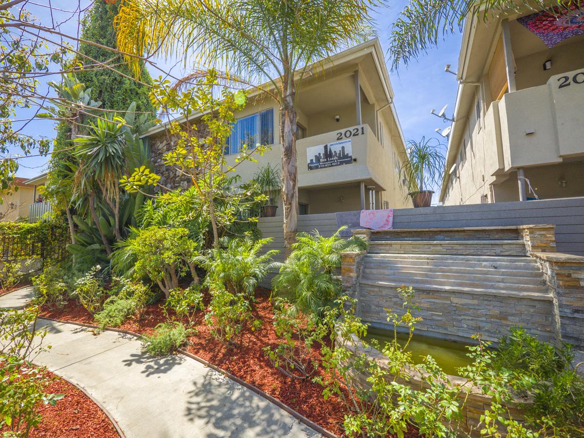 2015 – 2021 Chariton St., West Los Angeles, CA 90034