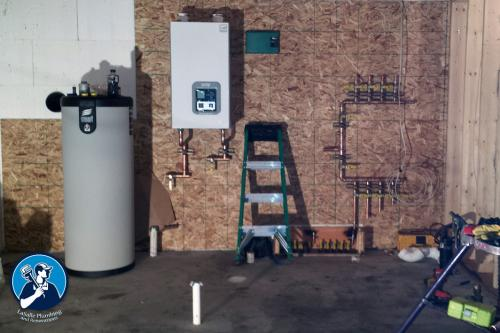 Remodel Boiler