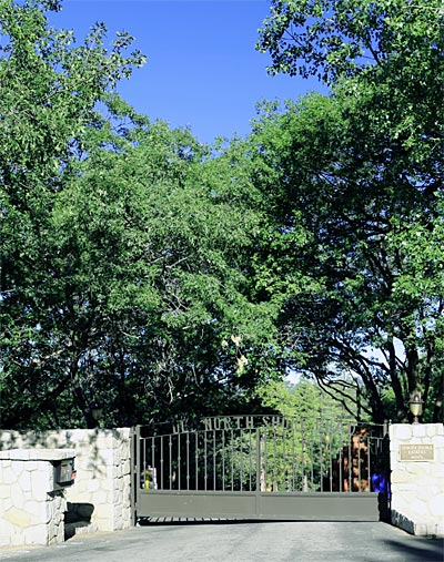 NSEA Front Gate
