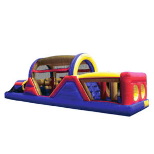 40' Obstacle Course | Inflatable for Rent | Rent-All located in Storm Lake