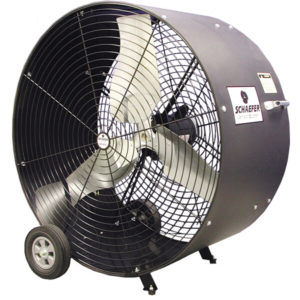 Drum Fan for Rent | Rent-All located in Sioux Center, Spencer, Sioux Falls and Storm Lake