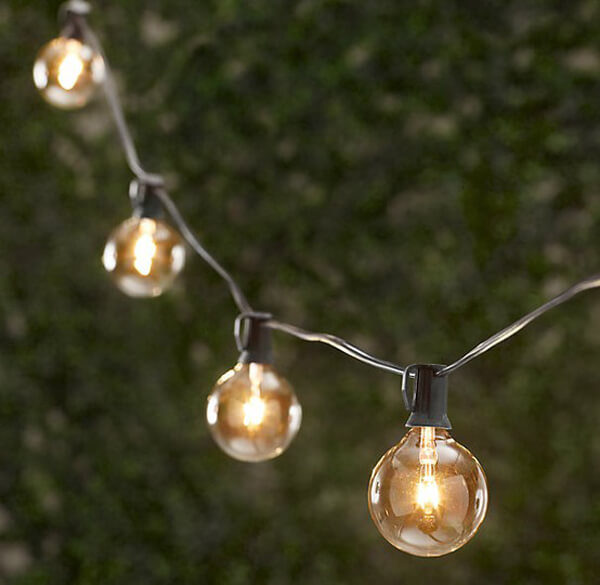 Mini Globe Lights | Celebrations by Rent-All located in Sioux Center | Lighting Rentals | For Rent