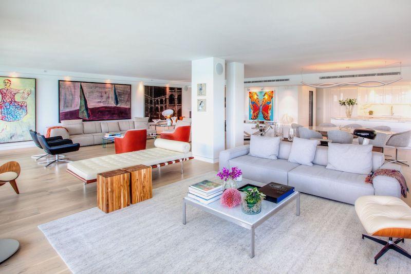 Art-Driven Interior Design