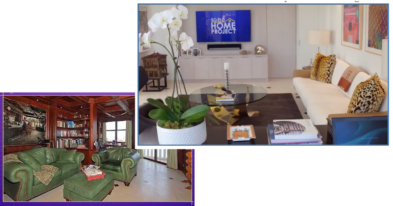Before and After: Dramatic Home Office Transformation by Interior Designer Kevin Gray