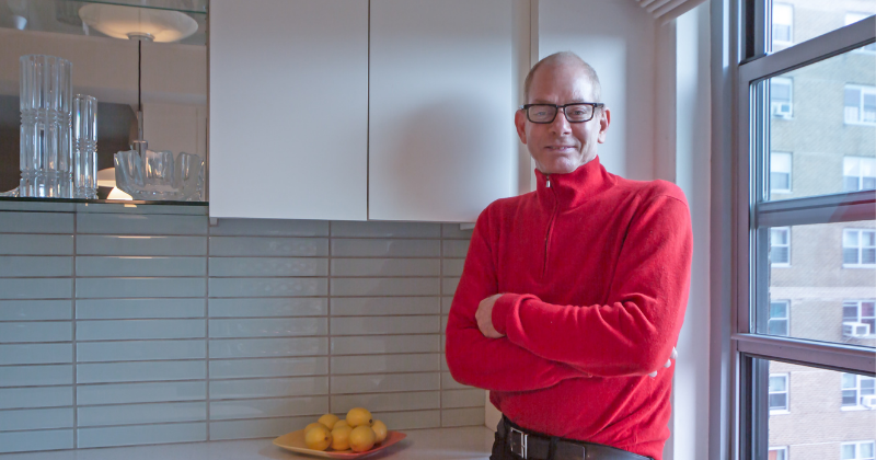 Kosher Chic Kitchens by Interior Designer Kevin Gray