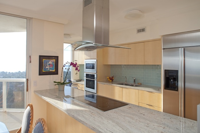 Kosher and Chic Kitchen by Kevin Gray
