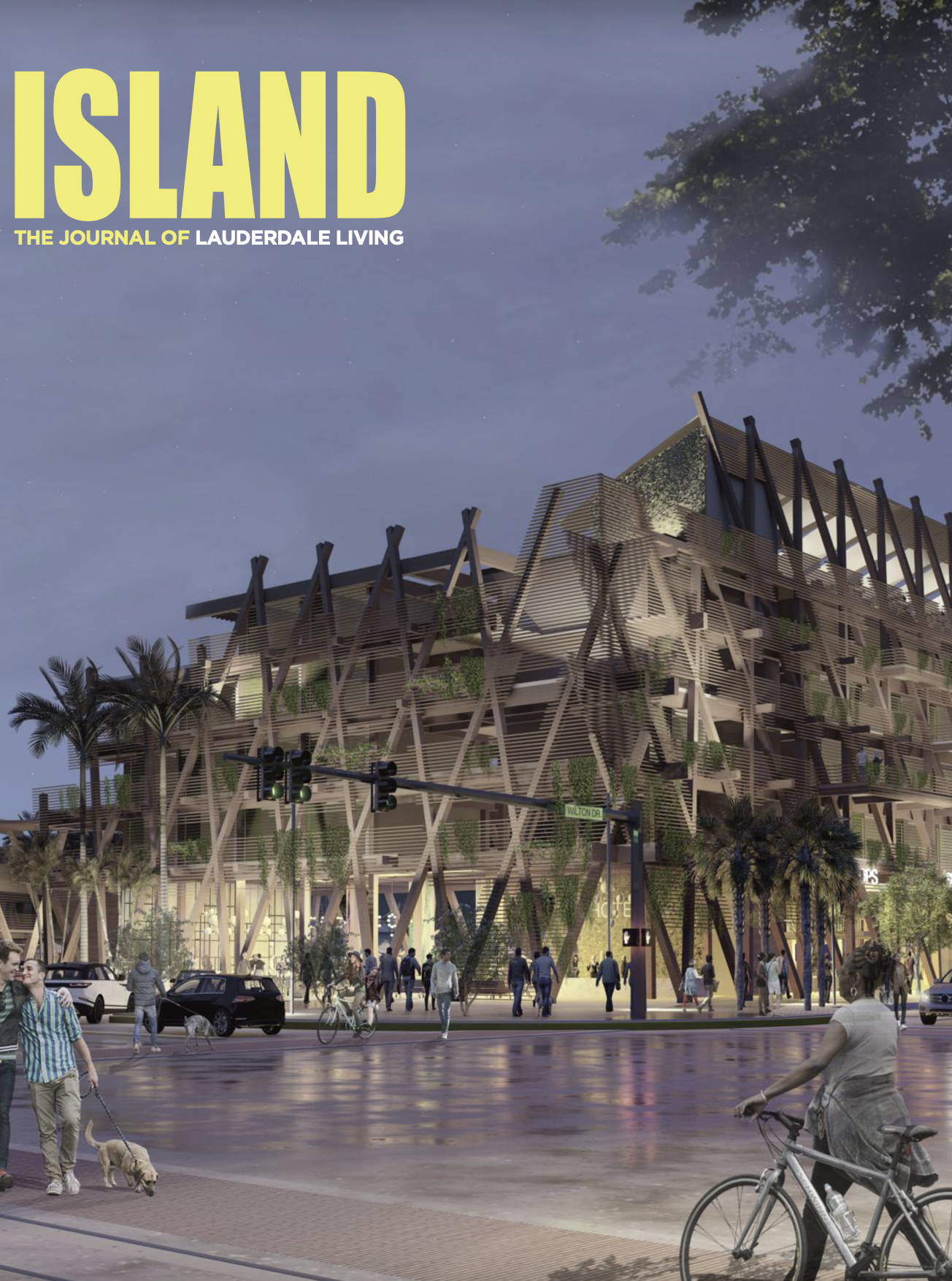 Island The Journal of Lauderdale Living