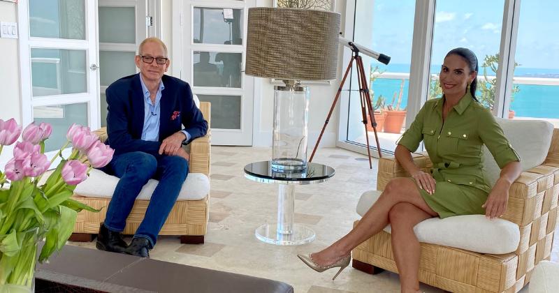 Interior Designer Kevin Gray Showcases Santa Maria Penthouse on SoFlo Home