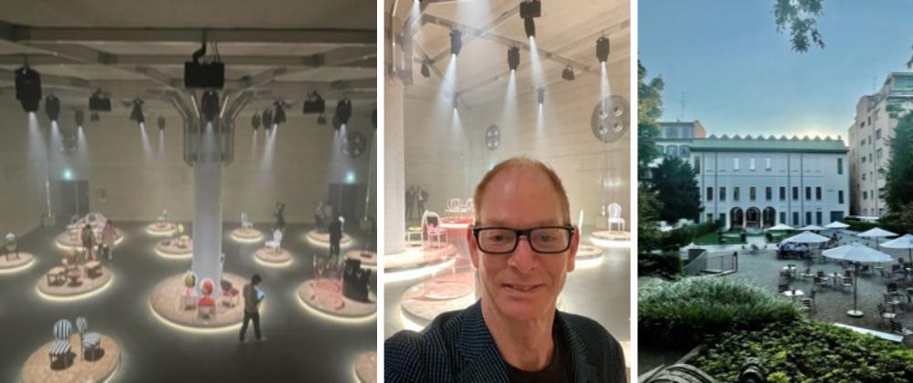 Kevin Gray At Dior Furniture