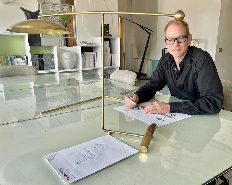 Kevin Gray's Orbit Lamp Relaunch 40th Anniversary