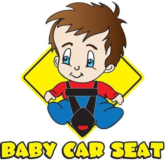 child-car-seat-logo