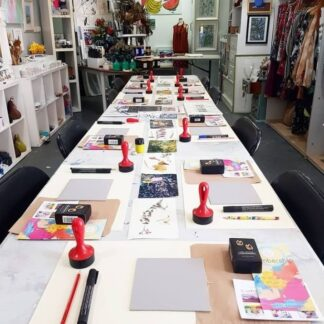 workshop printmaking guildford