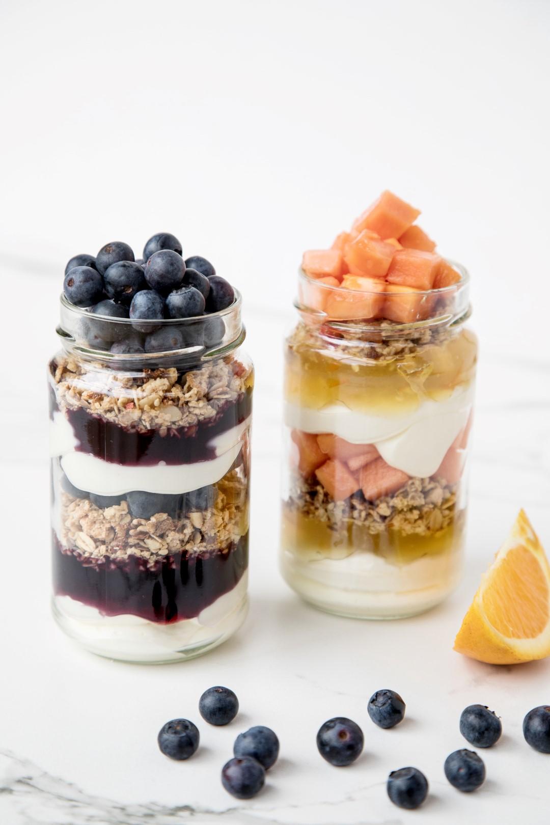 postre trifle, variantes, mermelada Los Nietitos, recetas de cocina, postres light, recetas de postres.