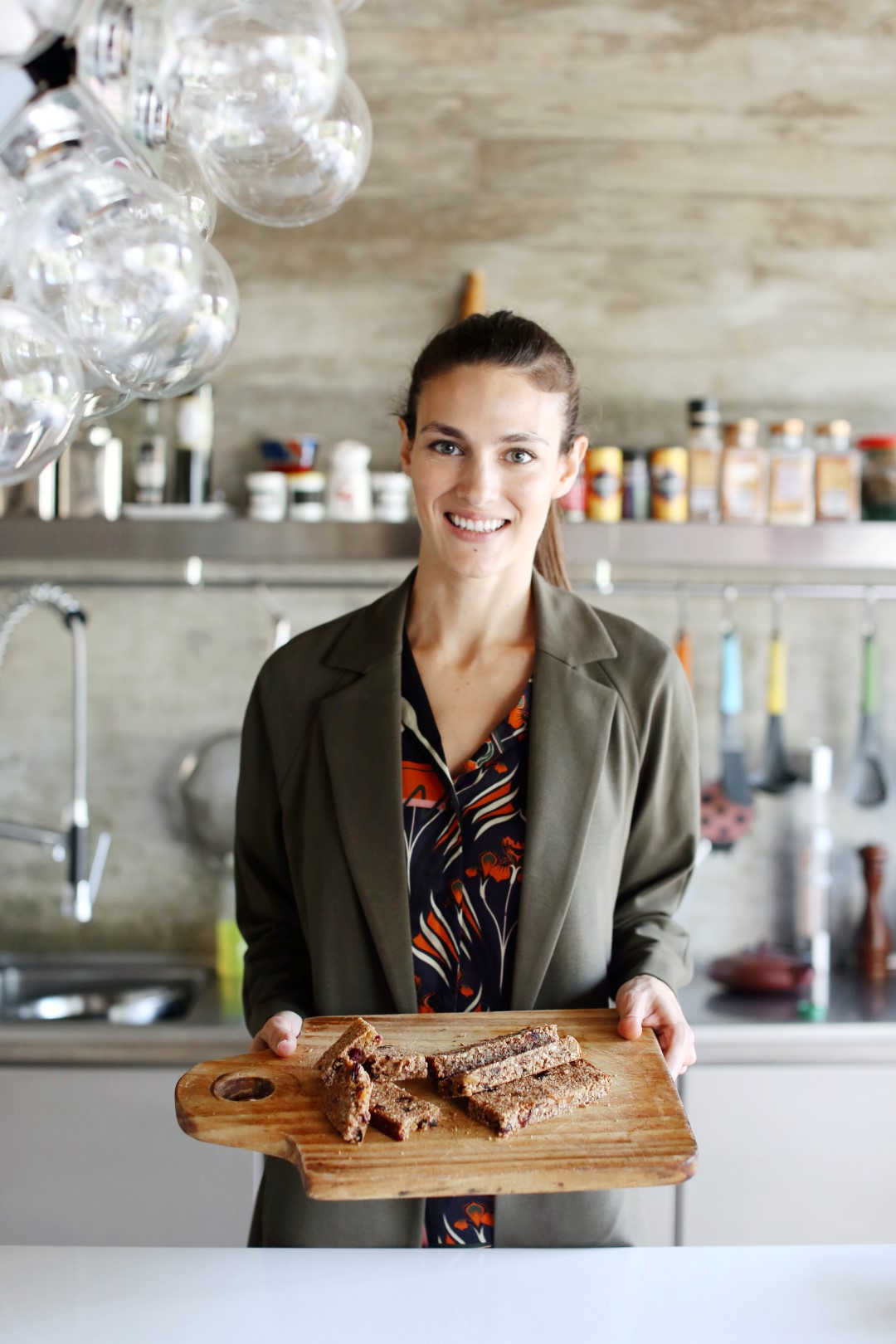 steffi rauhut, cocinera, autora del blog Not Only Salad Blog,