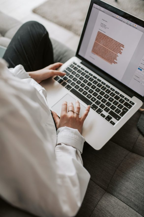 consejos escribir blog, blogging, wordpress, blogger, dominio, girlboss