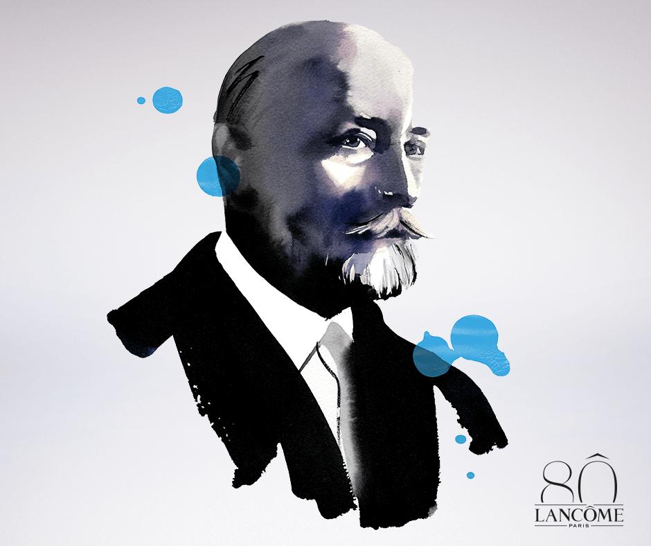 armand petitjean, fundador Lancôme,