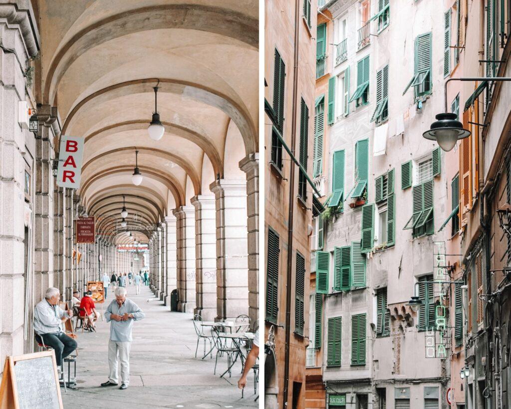 Génova, Italia, La Liguria, viajar a génova,
