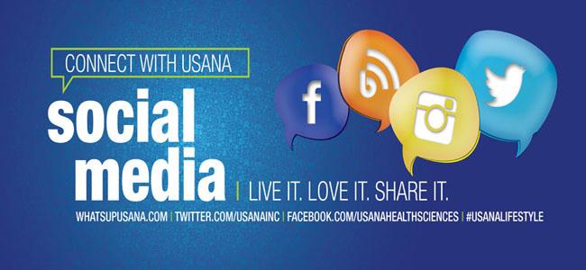 USANA Social Media