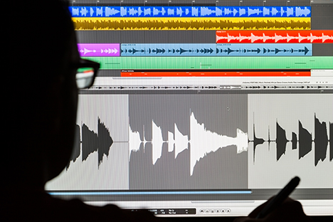 Audio Editing and File Cleanup
