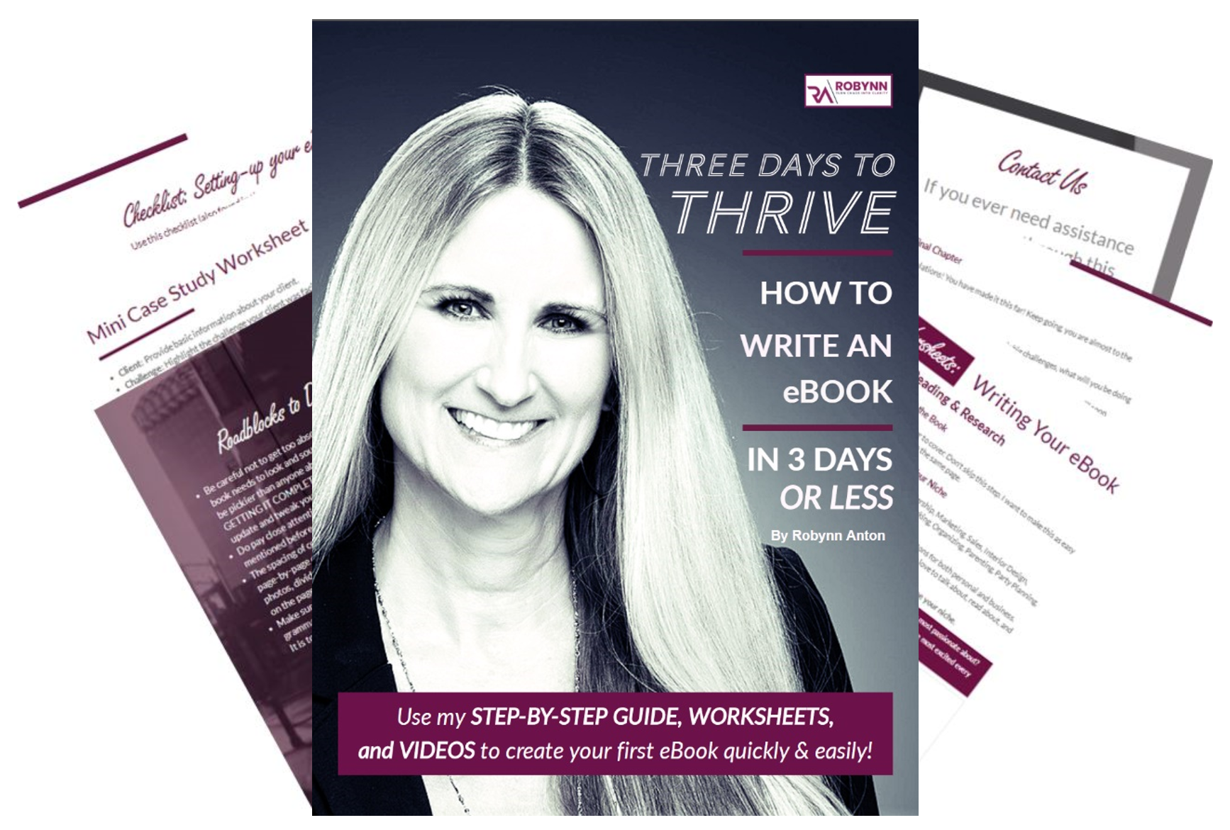 Book flare THRIVE