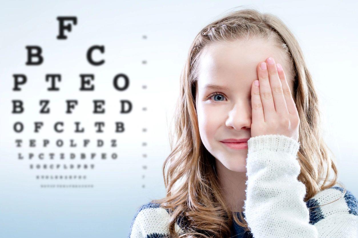 Pediatric Eye Examinations
