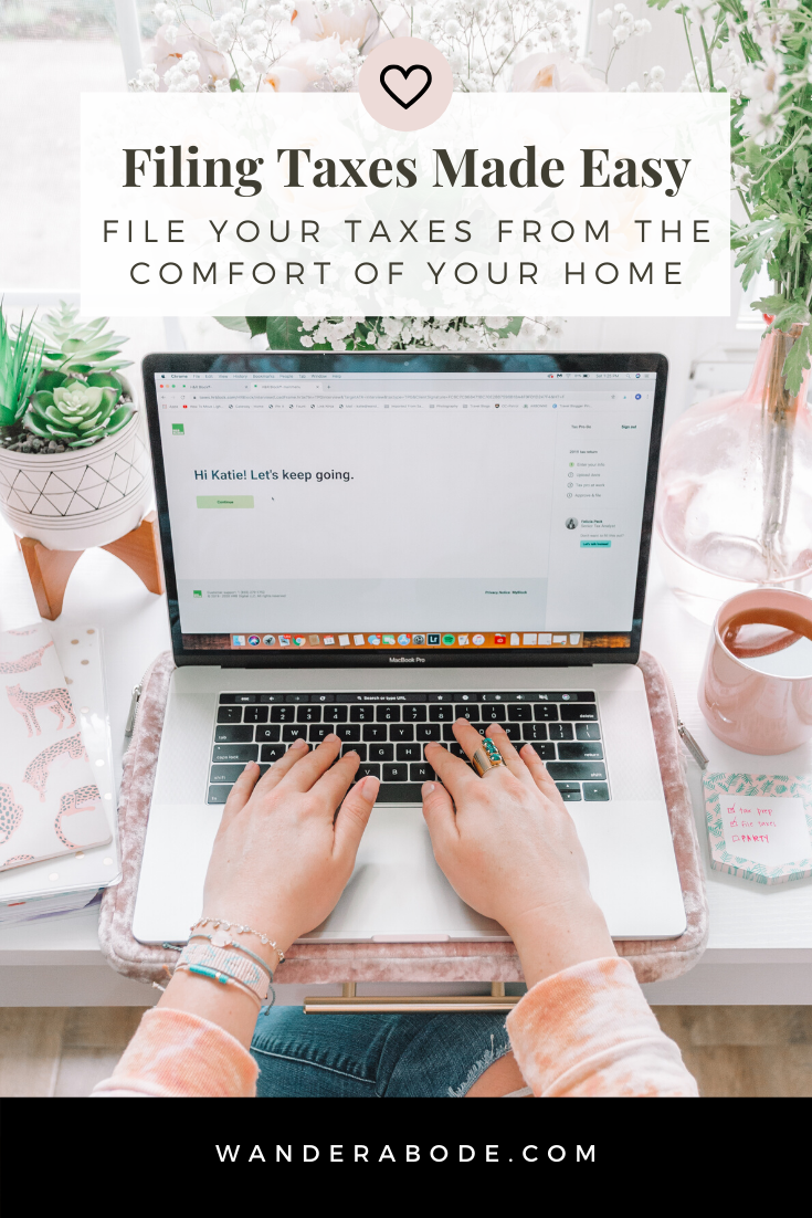 THE EASY WAY TO FILE YOUR TAXES - H&R Block's Tax Pro Go Service