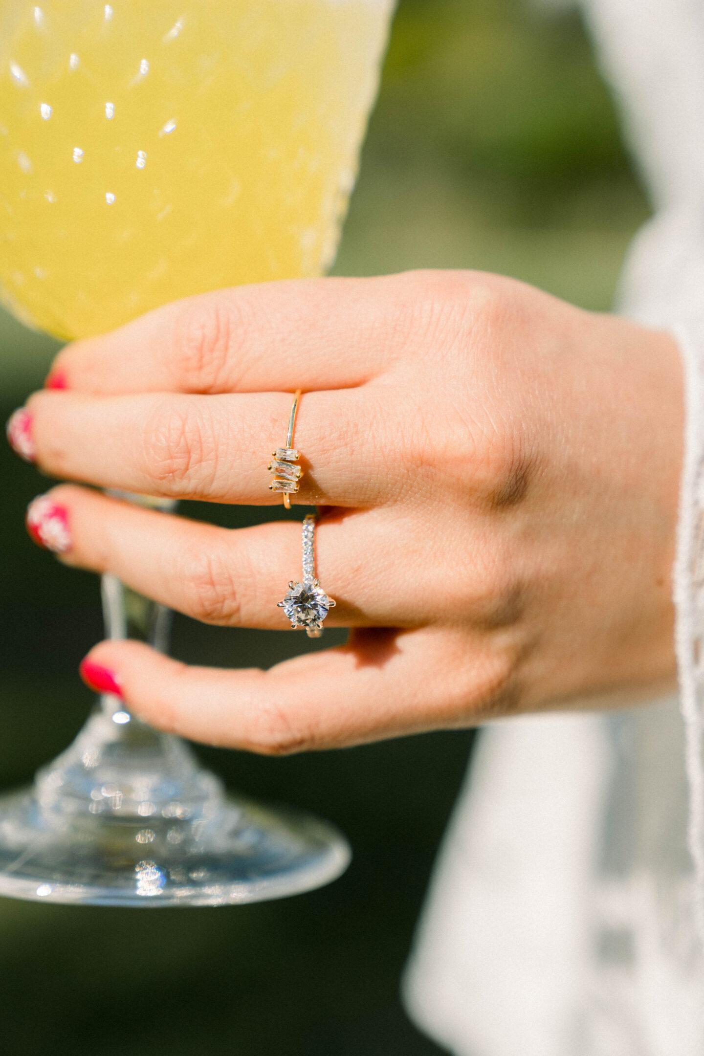 Princess Bride Diamonds Maggie engagement ring