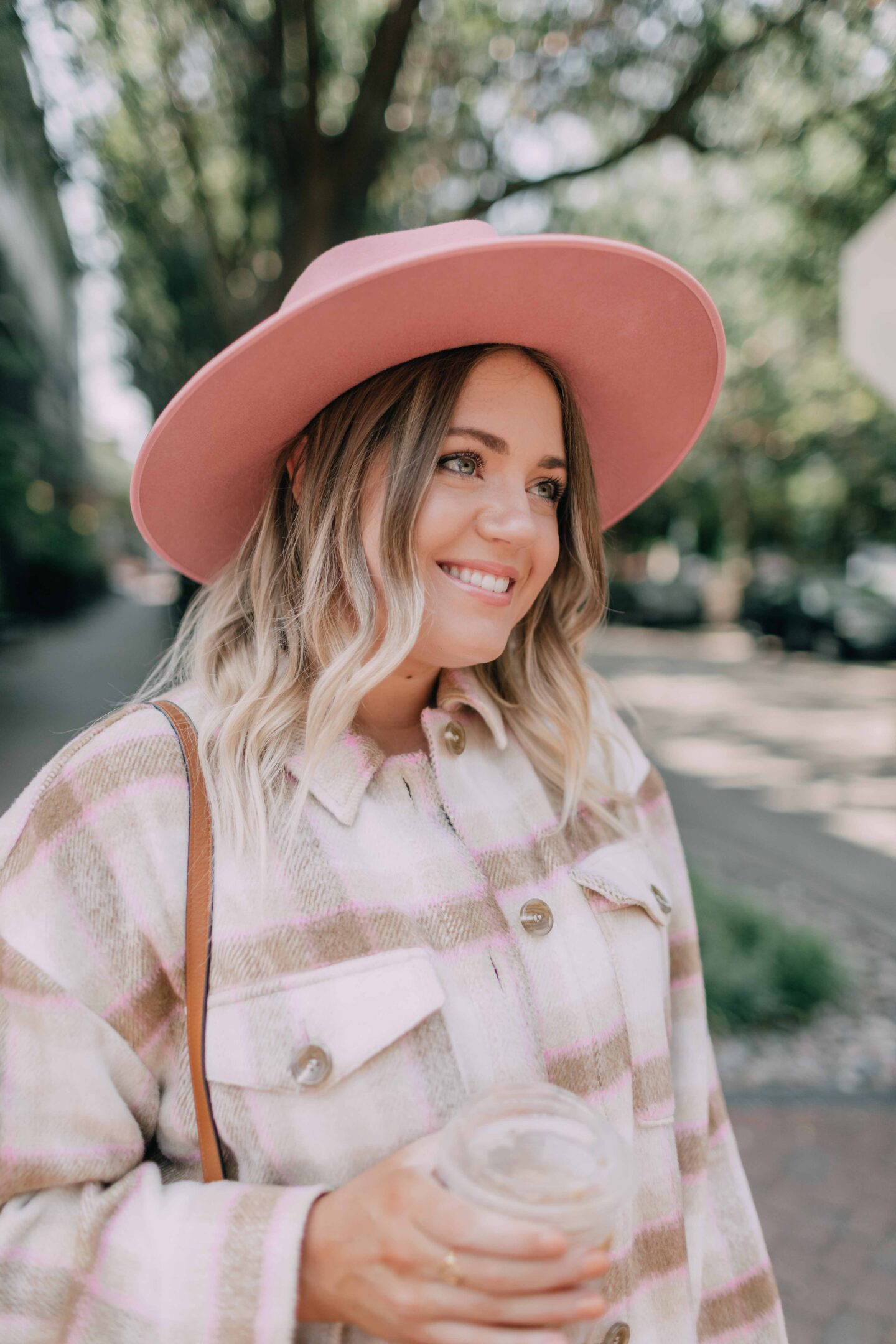Lack of Color Rose Rancher Hat
