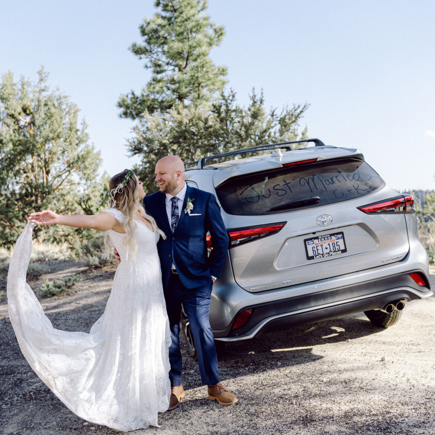 Embarking on our Biggest Adventure with the 2021 Toyota Highlander XSE AWD // wanderabode.com