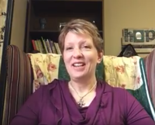 Pastor Sue Leibnitz Trondhjem Lutheran Church Lonsdale