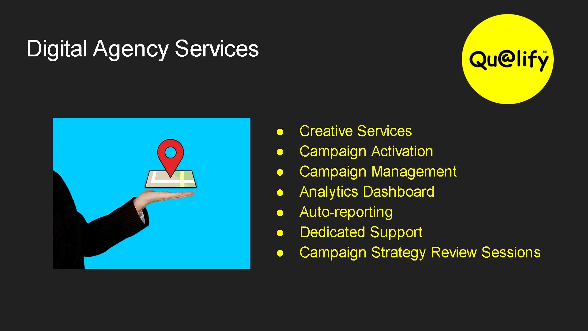 Digital Agency Services - Qualify LLC