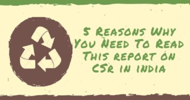 5 Reasons Why You Need To Read This CSR Report Right Now